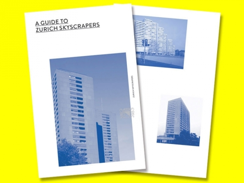 A GUIDE TO ZURICH SKYSCRAPERS