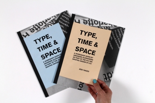 Type, Time & Space