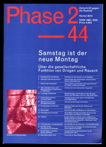 Phase 2 – 2012