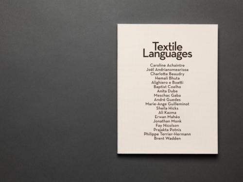 Textile Languages