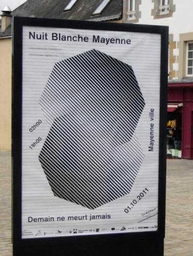 NUIT BLANCHE MAYENNE