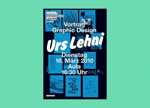 Hochschule Luzern - Urs Lehni