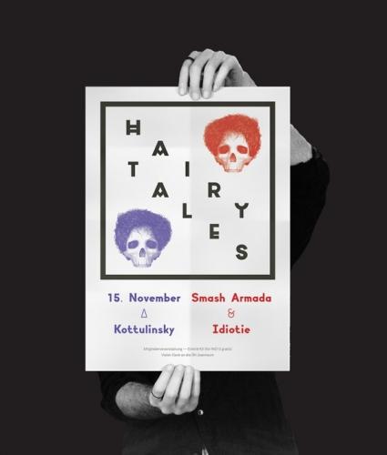 HAIRY TALES II