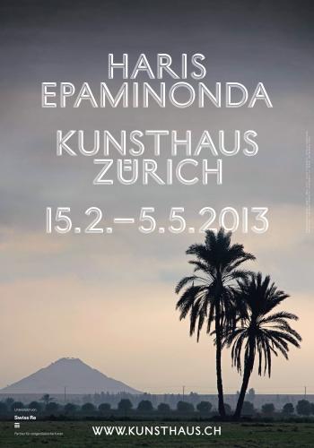Haris Epaminonda, Kunsthaus Zürich