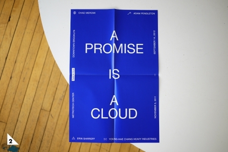 A Promise is a Cloud