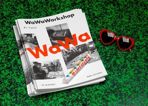 WaWaWorkshop #1: Futura