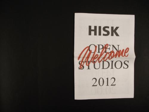 HISK OPEN STUDIO