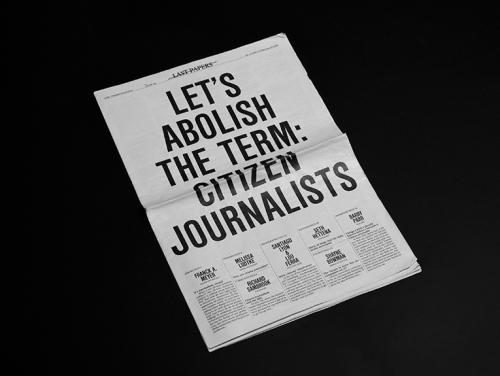 Last Papers/N°1
