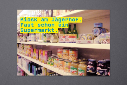 Kiosk am Jägerhof