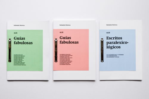 Guías fabulosas - Essay collection