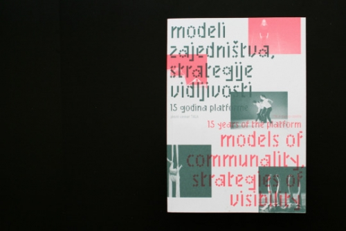 models of communality strategies of visibility