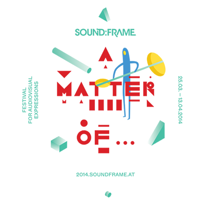 Soundframe sticker