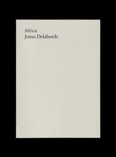 Africa Jonas Delaborde