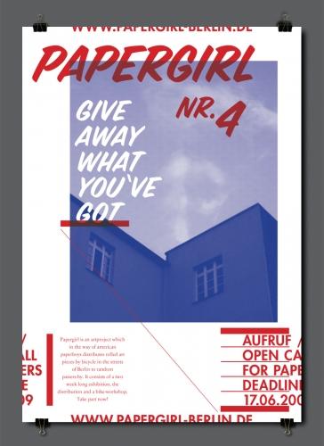 Papergirl Nr.4