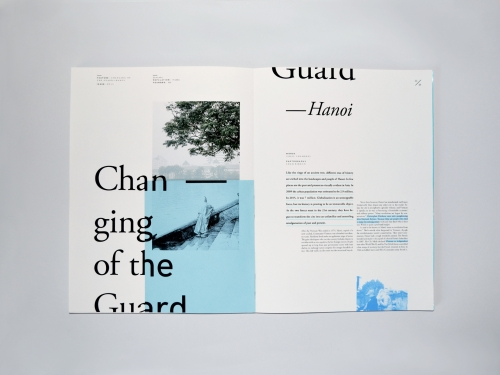 Editorial | Changing of the Guard — Hanoi