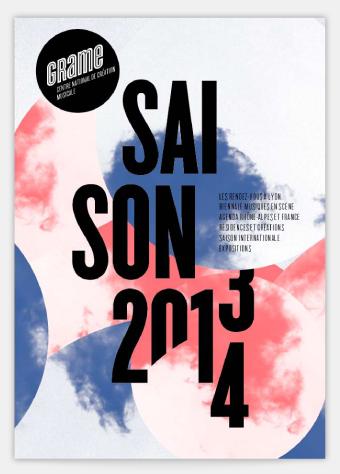 Grame — Saison 2013
