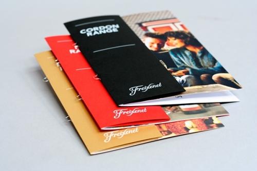 Freixenet Booklets