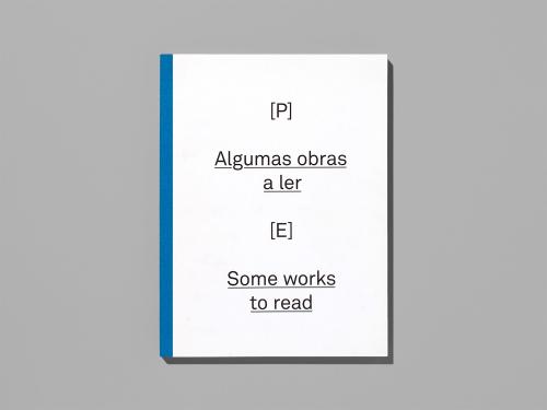 Algumas obras a ler