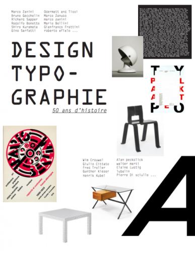design typografie