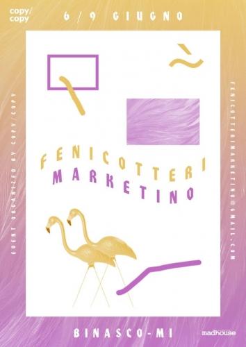 Fenicotteri Marketino