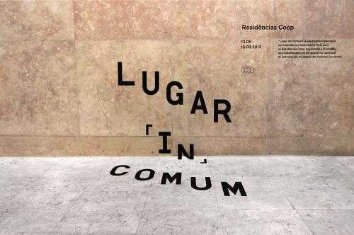 Lugar (In)comum