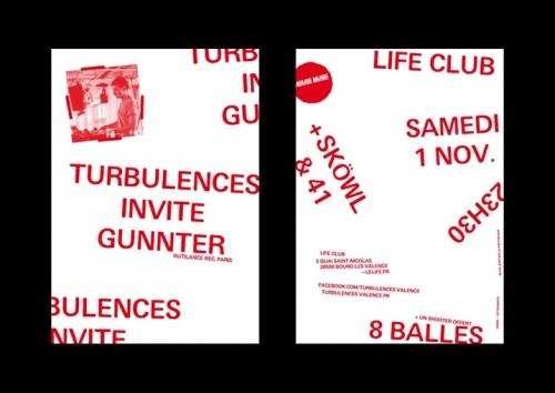 Turbulences invite Gunnter