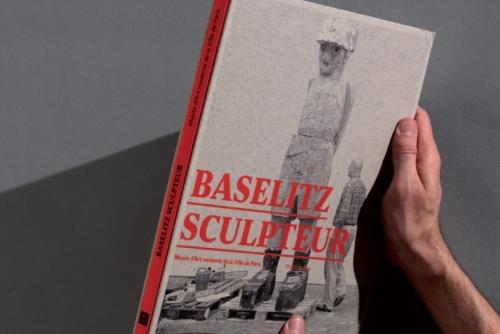 Baselitz Sculpteur