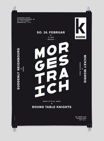 MORGESTRAICH