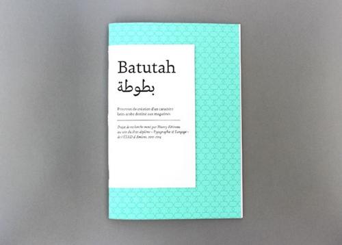 Batutah Thesis