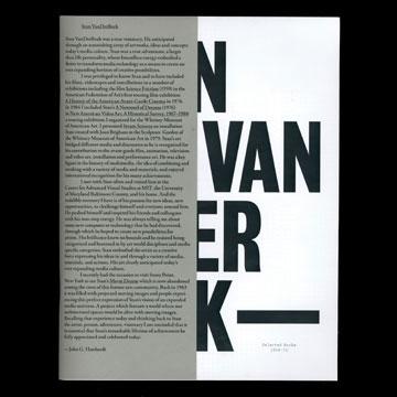 Stan Vanderbeek