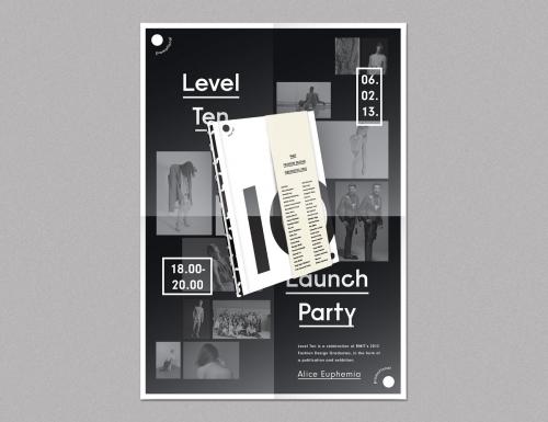 Level Ten Launch Party