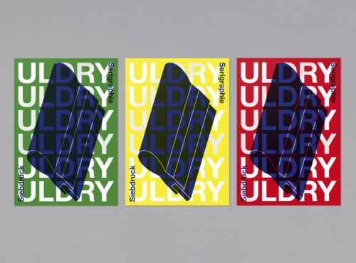 Serigraphie Uldry