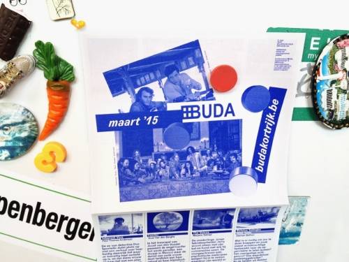Monthly Leaflet Arts Centre BBBuda