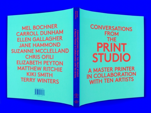Conversations from the Print Studio
