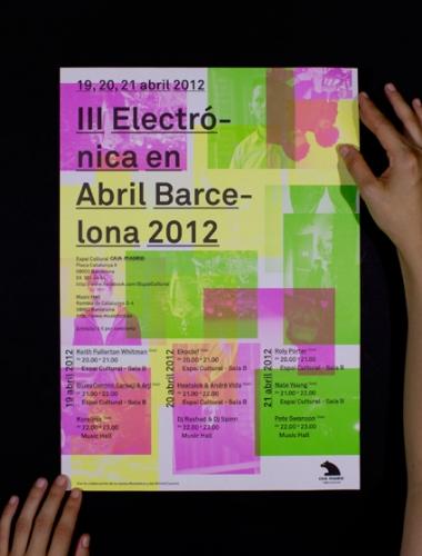 III Electrònica en Abril Barcelona 2012
