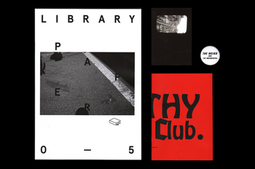 Catalogue Paper x The Filthy Club