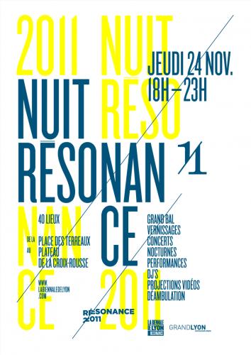 Nuit Résonance 2011
