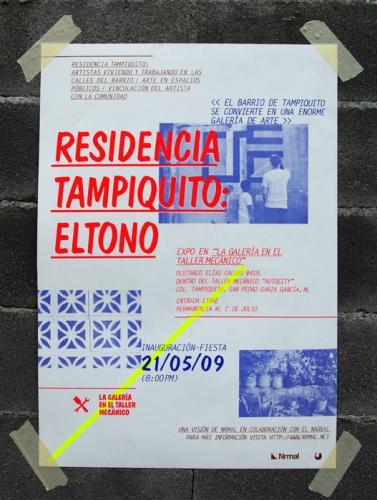Residencia Tampiquito: Eltono