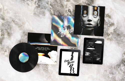 FKA TWIGS LP + APP DESIGN