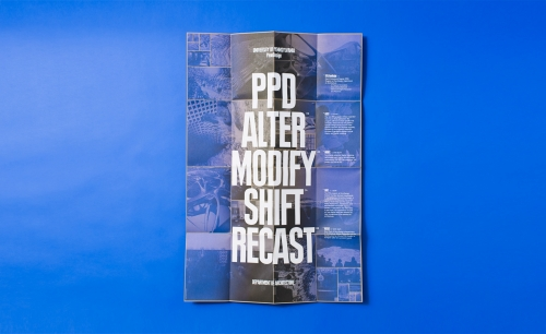 PennDesign PPD Poster