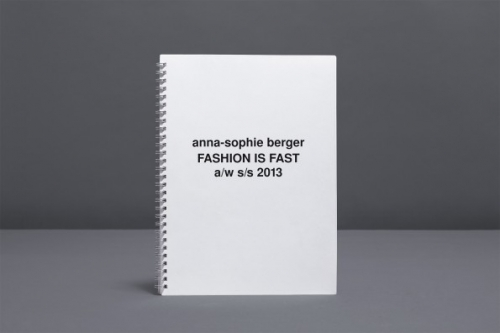 FASHION IS FAST. LOOKBOOK.