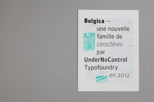 Specimen Belgica
