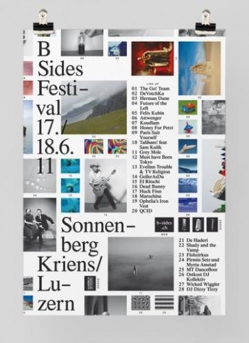 B-Sides Festival 2011