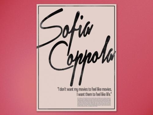 Sofia Coppola Posters