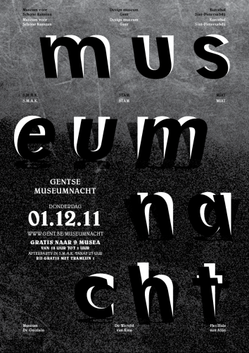 Museumnacht 2011