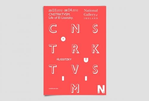 CONSTRUCTIVISM: Life of El Lissitzky