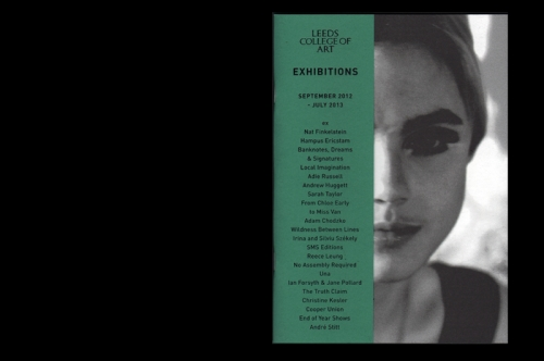 Exhibitions Catalogue