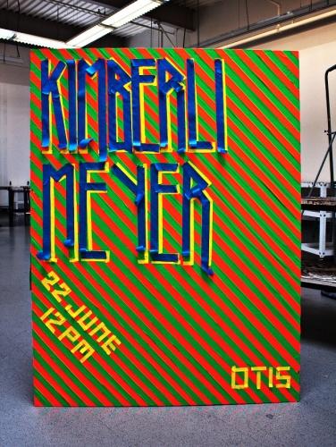Kimberli Meyer Poster