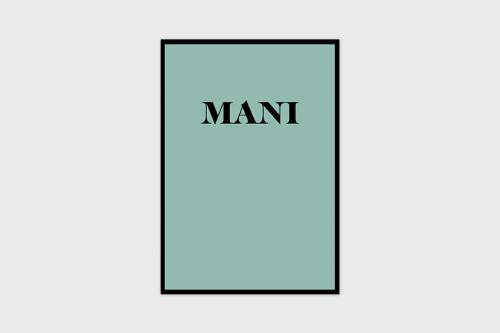 IMAGEBROSCHÜRE / HOTEL MANI