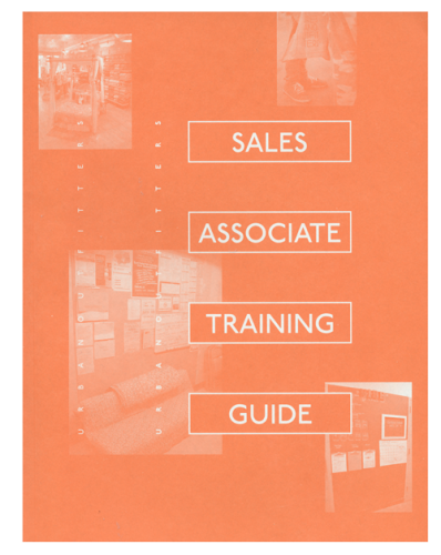 Sales Associate Training Guide
